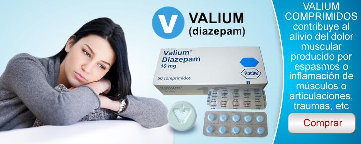 Comprar Valium Diazepam, Pastillas anti ansiedad