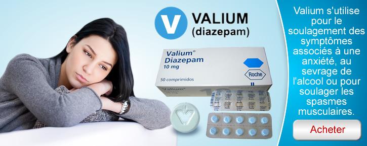 Acheter Valium Diazepam