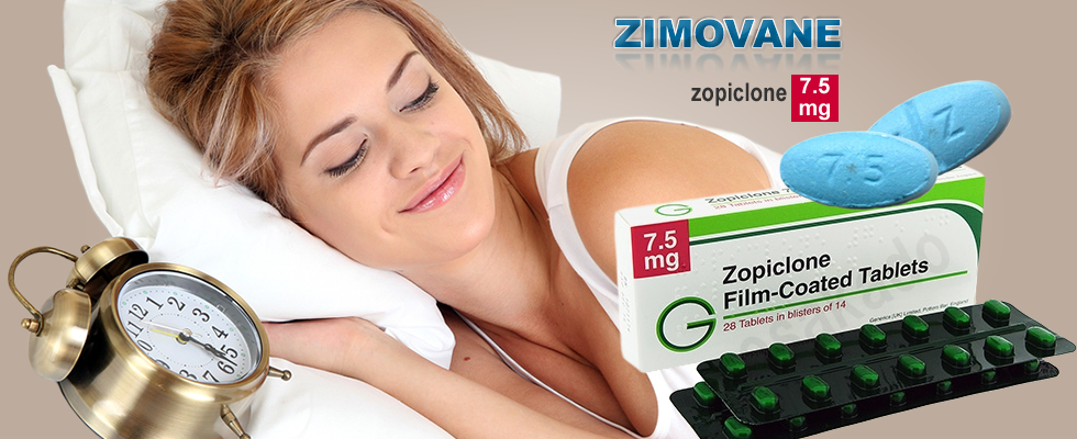 Buy Zimovane Zopiclone