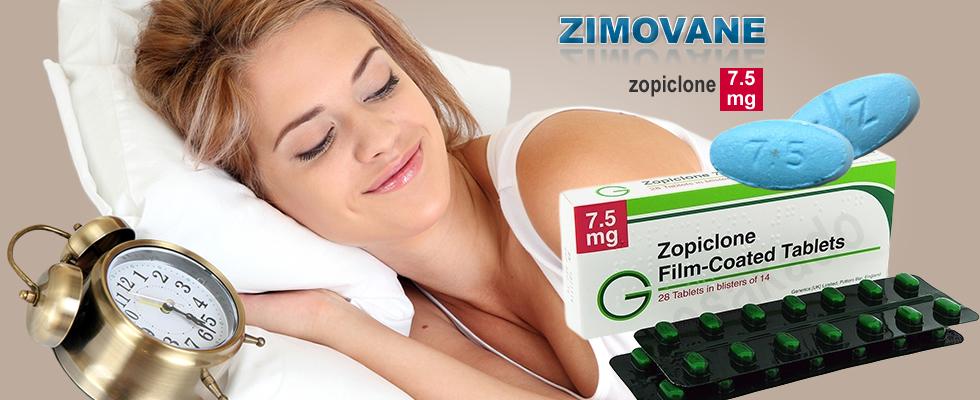 Compra Zimovane Zopiclone senza ricetta