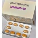Cialis Generico (Tadalafil) Tadarise 60 mg
