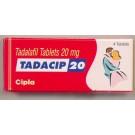Tadacip (Cialis generische) 20mg