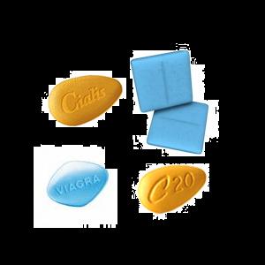 Viagra/Tadalafil paquete (Experto)