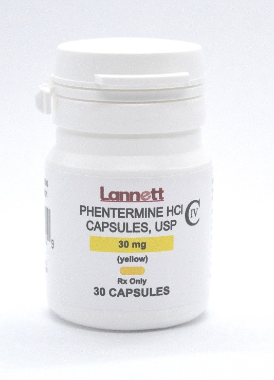 Phentermine Hydrochloride 37.5 mg ( Phen375)