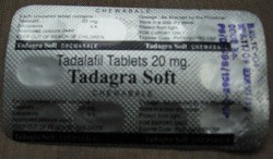 Tadalafil Soft Chewable 20 mg