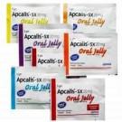 Apcalis SX Jelly (Tadalafil) 20 mg